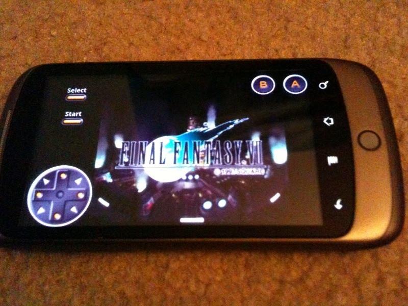 เล่น gameboy บน Android