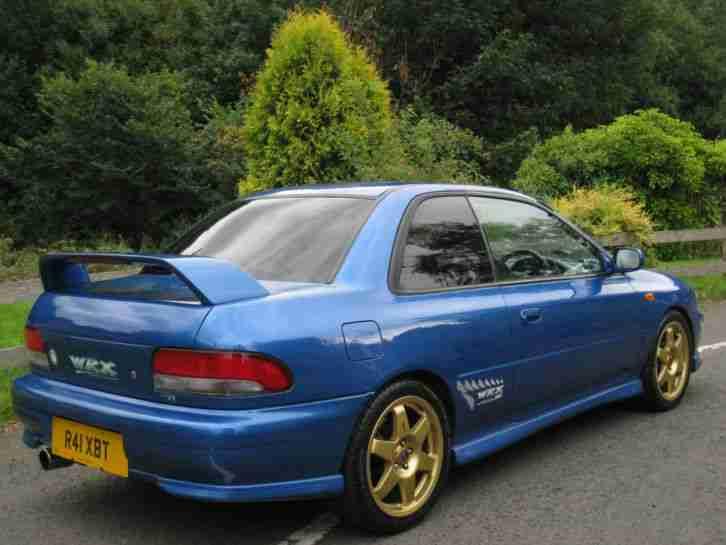 Subaru 1997 IMPREZA WRX STI TYPE R RARE 2dr STANDARD