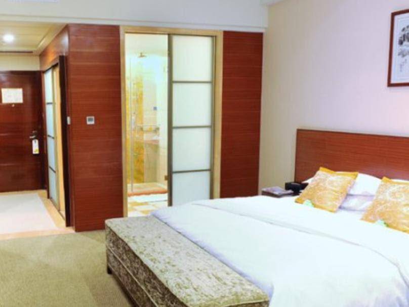 Reviews Jinan Xinfu Xiangyun Hotel