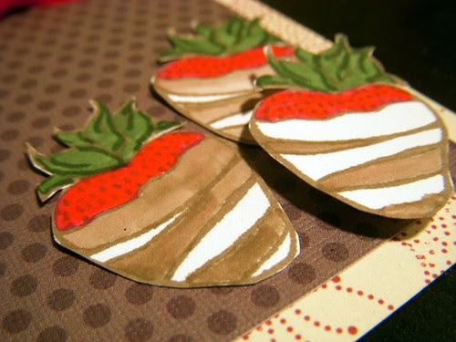 SSD Chocolate Covered Strawberries