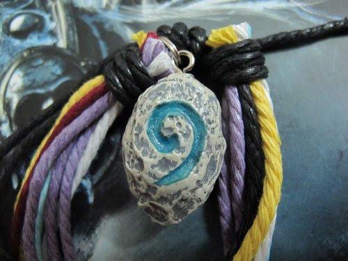 Hearthstone Costume Jewelry Bracelet Keychain