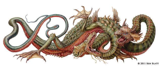 Ben Blatt - Double Dragon