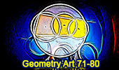 Online Geometry Problem Art 71-80.