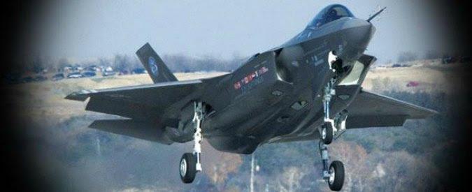 F35, altra beffa: aereo inaffidabile per operare dalle navi
