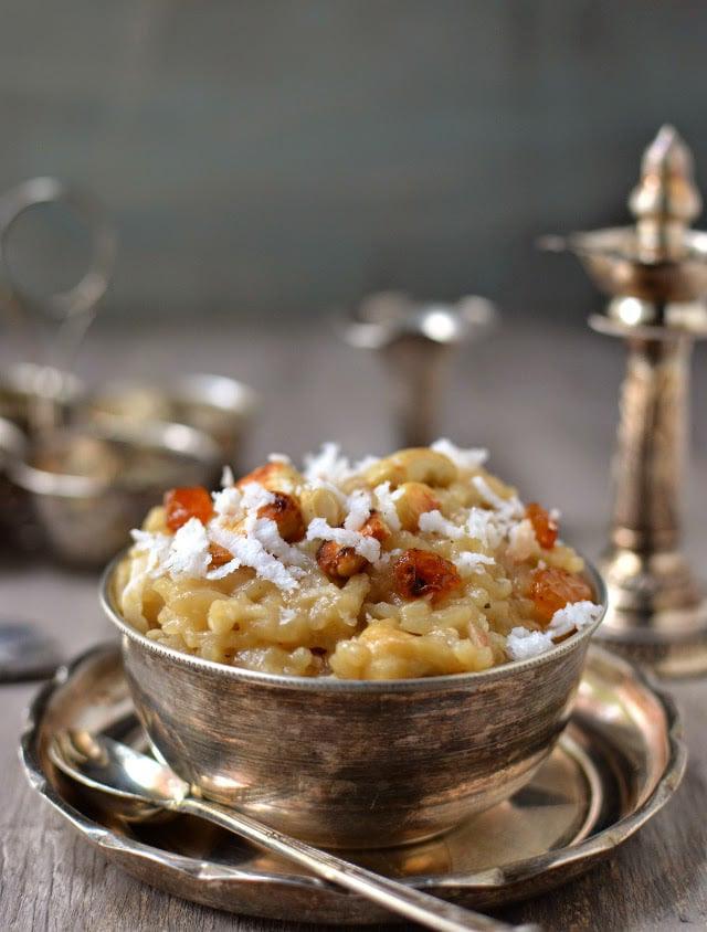 Kobbari Paramannam (Coconut Rice Pudding -- Vegan recipe ...