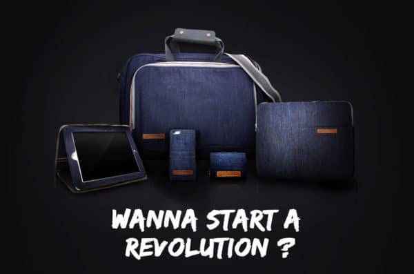 mineD – The Denim Revolution Accessories Social