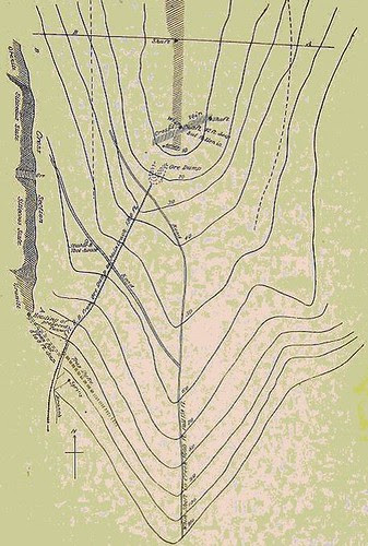 CH Iron Mtn Map