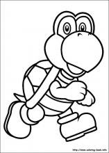 4800 Coloring Pages For Mario , Free HD Download