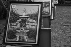 Guatemala - local arts at Posada de Don Rodrigo