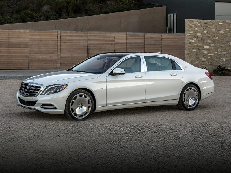 2017 Mercedes-Benz Maybach S 600 Reviews, Specs and Prices ...
