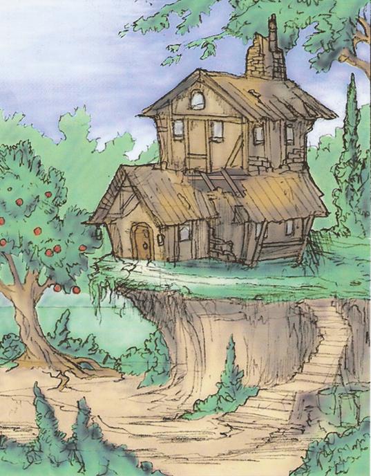 Fantasy Landscape by DrawingAnime on DeviantArt