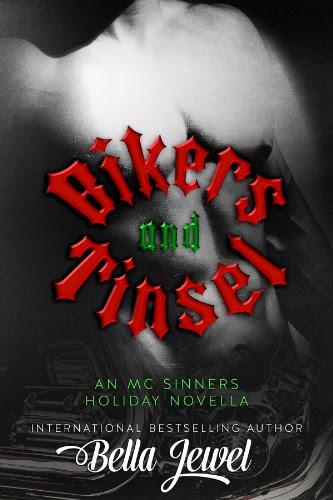 Bikers And Tinsel (MC Sinners # 3.5) by Bella Jewel