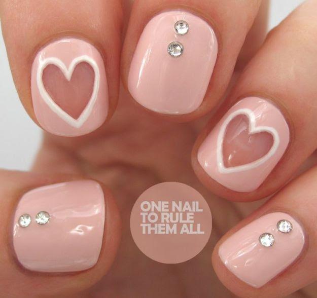 cute-valentine-nail-designs-new-easy-pretty-home-manicure-ideas-11