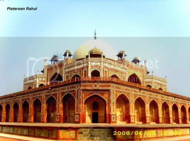 Humayun Tomb @Rahul Sharma
