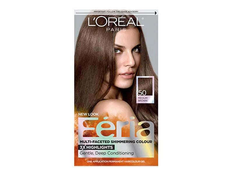 L'Oreal Paris Feria Shimmering Hair Color - Black Friday ...