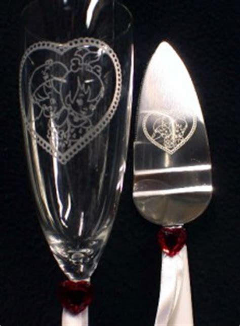 PEBBLE & BAMBAM Flintstones Wedding Cake Topper Glasses