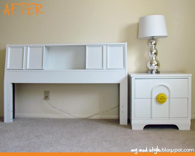 Guest Bedroom Furniture After