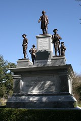 confederate memorial on state capitol grounds