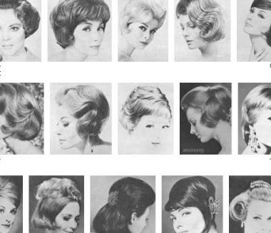 Frisuren Der 30er Jahre Frauen Helle Haarfarbe 2019