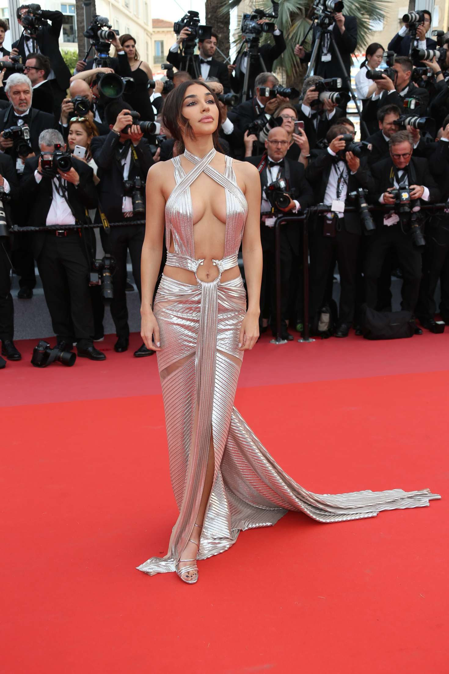 Chantel Jeffries – 'Everybody Knows' Premiere and Opening Ceremony at 2018 Cannes Film Festival