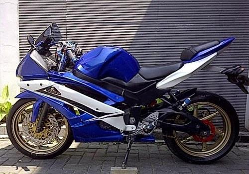 Tempat Modifikasi Yamaha Byson Di Yogyakarta Gambar Modifikasi Honda