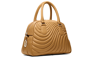 Henri Bendel No. 7 Bowler Satchel