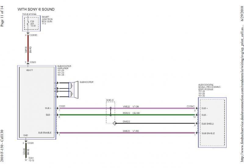 F150 Amp Wiring Diagram