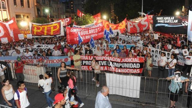 Marchamos en defensa de los Derechos Humanos