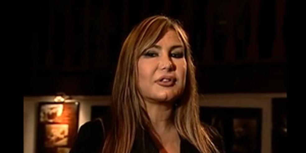 Rosana foi candidata a vereadora pelo PCdoB em 2012 no Rio (Foto: Reprodução/TV Globo)