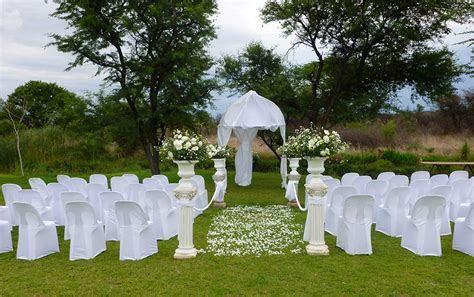 For The Best Garden Wedding Venue in Bulawayo   Mystique