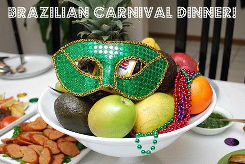 FoodBuzz 24x24: Brazilian Carnival Dinner!