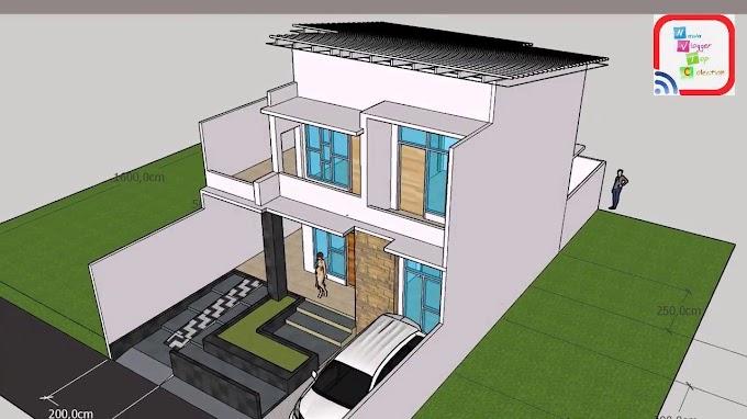 Model Dalam Rumah Minimalis 2 Lantai | Ide Rumah Minimalis