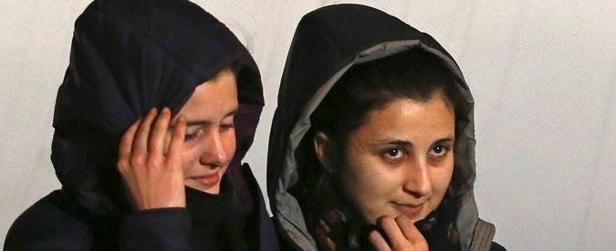 """Greta e Vanessa libere, """"In Siria anche per aiutare i ribelli anti-Assad"""""""