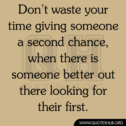 Quotes About Relationship Chances 29 Quotes