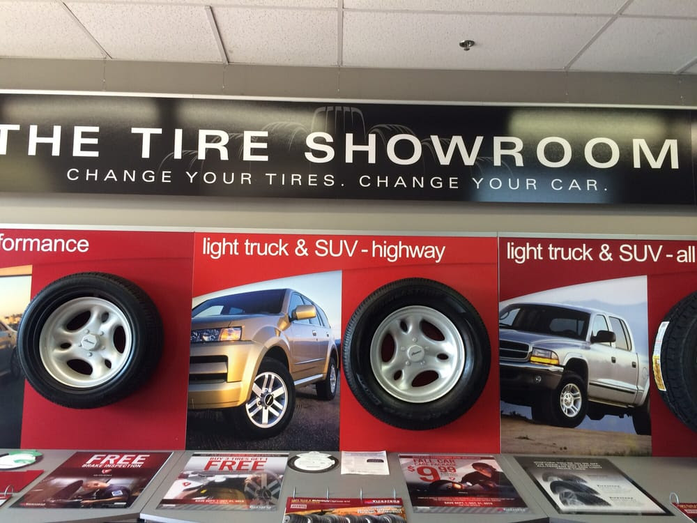 Firestone Complete Auto Care Tires 10705 Burbank Dr