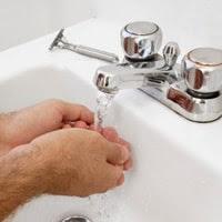 Foto: Lavarse las manos