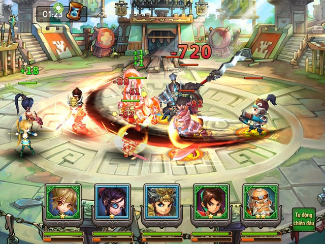 IPzbZ1A Game Hổ Tướng Truyền Kỳ Android, iOS cho điện thoại