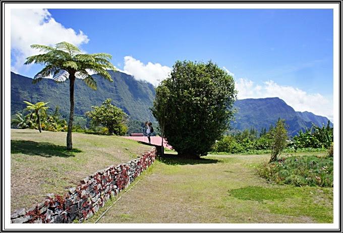 GRAND-ILET à la Réunion