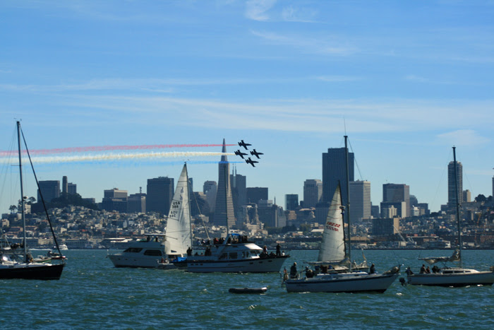 Fleet Week Air Show 005