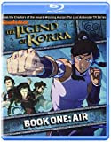 The Legend of Korra: Book One--Air