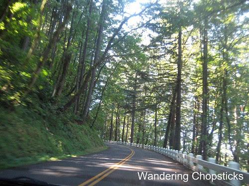 11 Chasing Waterfalls - Columbia River Gorge - Oregon 11
