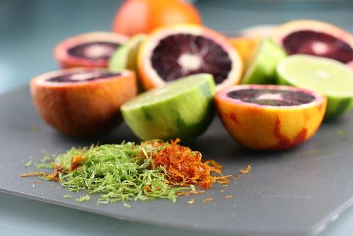 Preparing Blood Orange Bars by eatingoutloud