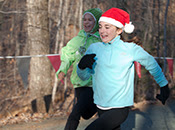 Monticello Holiday Classic 5K and Deck the Halls Kids Dash