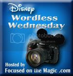 Disney Wordless Wednesday Blog Hop Focused on the Magic