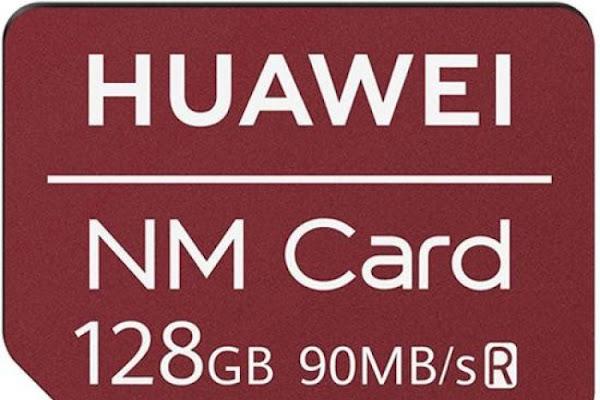 260896f06 Huawei nesmie ďalej využívať SD karty - nahradí ich Nano kartami