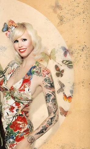 Dutch Tattoos on 227355 Dutch Tattoo Artist Angelique Houtkamp