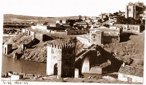 Puente de San Martín, Toledo (España)