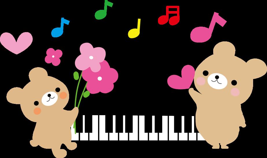 音符のイラスト無料イラストフリー素材
