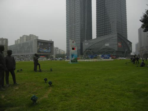 DSCN6159 _ City Library Plaza, Shenyang