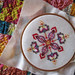 Cross Stitch tile